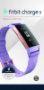 Fitbit Charge 3, Special Edition ´´Lavendel rose/gold´´