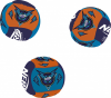 NERF Neopren Mini Ball Set ´´Ø 5 cm´´
