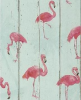 Barbara Becker Vliestapete Home Passion V ´´Flamingo blau´´