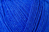 REGIA Wolle 4-fädig Uni electric blue ´´100 Gramm´´