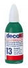 Decotric Abtönkonzentrat ´´20 ml, grasgrün´´