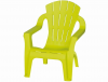 Progarden Kinder-Deckchair Dolomiti ´´lime green, Kinderstuhl´´