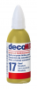 Decotric Abtönkonzentrat ´´20 ml, senf´´