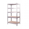Ar Shelving Metallsteckregal M ´´1800 x 900 x 450 mm´´