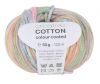 Rico Creative Cotton Colour Coated - Rosa/Braun
