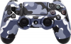 Software Pyramide Controller Skin Camo Grey Cover PS4