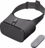 Google Daydream View Schwarz Virtual Reality Brille inkl. Controller