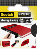 3M Strong & Easy 4105B19 Gewebeklebeband Scotch® Schwarz (L x B) 3m x 19mm 1 Rolle(n)