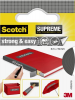 3M Strong & Easy 4105S19 Gewebeklebeband Scotch® Silber (L x B) 3m x 19mm 1 Rolle(n)