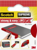 3M Strong & Easy 4105R19 Gewebeklebeband Scotch® Rot (L x B) 3m x 19mm 1 Rolle(n)