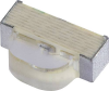 Kingbright KPA-3010YC SMD-LED 1104 Gelb 5 mcd 120° 20mA 2.1V Tape cut, re-reeling option