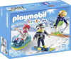 Playmobil - Freizeit-Wintersportler