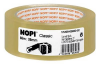 TESA 57209 Packband Nopi® Transparent (L x B) 66m x 38mm 1 Rolle(n)