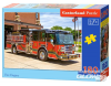 Fire Engine, Puzzle 180 Teile