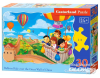 Balloon Ride over the Grat Wall of China Puzzle 30 Teile