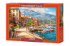 The French Riviera - Puzzle - 1500 Teile
