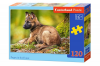 Puppy in the Forest - Puzzle - 120 Teile