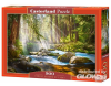 Forest Stream of Light - Puzzle - 500 Teile