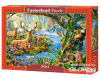 Forest Life - Puzzle - 500 Teile
