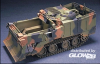 Acer armored combat earthmover