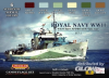 Royal Navy WWII Western Approach late war Set 2 Camouflage Set