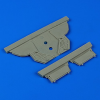 F-101A/C Voodoo - Undercarriage cover [Kitty Hawk]