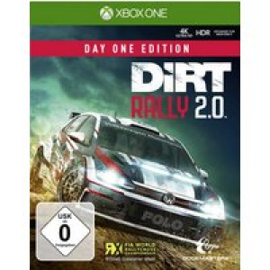DiRT Rally 2.0 Day One Edition Xbox One USK: 0
