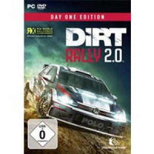 DiRT Rally 2.0 Day One Edition PC USK: 0