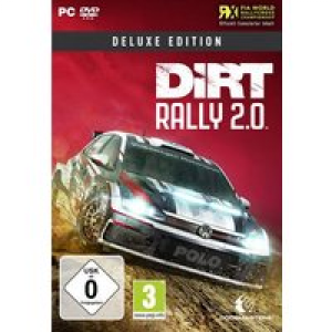 Dirt Rally 2.0 Deluxe Edition PC USK: 0
