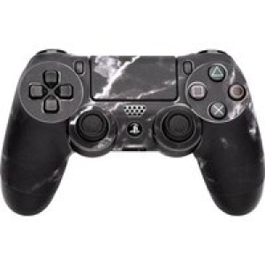 Software Pyramide Skin für PS4 Controller Black Marble Cover PS4