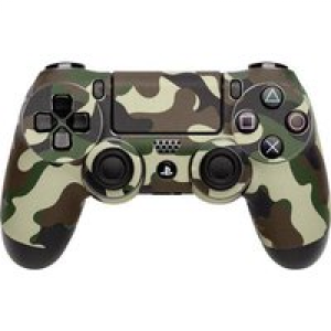 Software Pyramide Controller Skin Camo Green Cover PS4