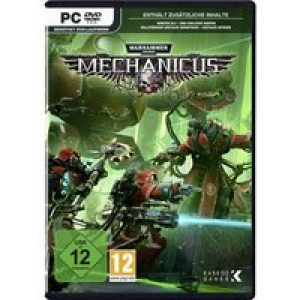 Warhammer 40,000: Mechanicus PC USK: 12