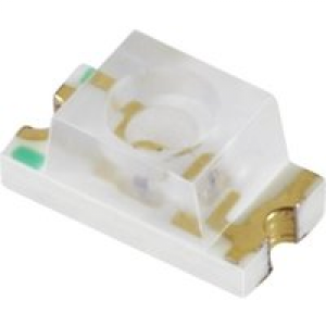 Everlight Opto 11-21SYGC/S530-E1/TR8 SMD-LED 1206 Grün, Gelb 29 mcd 60° 20mA 2V Tape cut