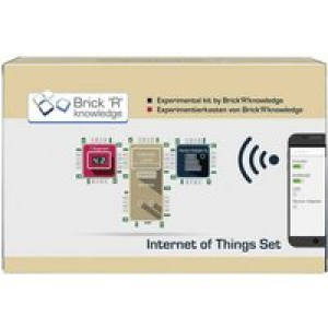 Brick´R´Knowledge 138090 Internet of Things Set IoT Experimentier-Set
