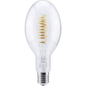 Segula LED EEK A (A++ - E) E40 Ellipse 15W = 50W Warmweiß (Ø x L) 125mm x 295mm dimmbar, Filament