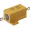 ATE Electronics RB25/1-150-J Hochlast-Widerstand 150Ω axial bedrahtet 25W 5% 20St.