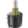 Bourns 3549S-1AA-502A Präzisions-Potentiometer Wirewound, 10-Gang Mono 2W 5kΩ 1St.