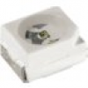 Osram LOT670-K1L2-24-R18-Z SMD-LED PLCC2 Orange 4.5 mcd 120° 10mA 2V Tape cut, re-reeling option