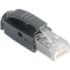 Metz Connect RJ45 Steckverbinder CAT 6a Stecker, gerade Pole: 8P8C 1401505012-E 1401505012-E 1St.