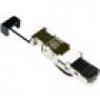Metz Connect RJ45 Steckverbinder CAT 6A Stecker, gerade Pole: 8P8C 1401405012-I 1401405012-I 1St.