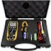 HT Instruments e-KIT Hand-Multimeter, Stromzange digital CAT III 600V Anzeige (Counts): 4000