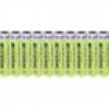 Emmerich Industrial FR03 Micro (AAA)-Batterie Lithium 1100 mAh 10St.