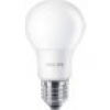 Philips LED EEK A+ (A++ - E) E27 Glühlampenform 8W = 60W Warmweiß (Ø x L) 60mm x 110mm 1St.