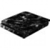Software Pyramide Skin für PS4 Slim Konsole Black Marble Cover PS4 Slim