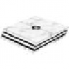 Software Pyramide Skin für PS4 Pro Konsole White Marble Cover PS4 Pro