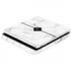 Software Pyramide Skin für PS4 Slim Konsole White Marble Cover PS4 Slim
