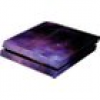 Software Pyramide PS4 Skin Galaxy Violet Cover PS4