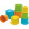 Fisher Price Bunte Stapelbecher GCM79