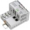 WAGO PFC200 2ETH RS CAN DPS Tele T SPS-Controller 750-8206/025-001 1St.
