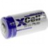 XCell photo123 Fotobatterie CR-123A Lithium 1550 mAh 3V 1St.